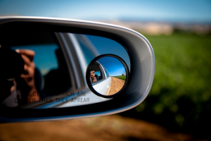 rearview mirror, hindsight blog tips