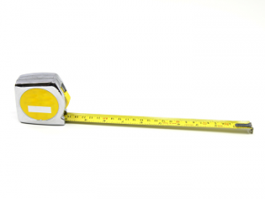 best title and description length, tape measurer