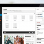 screenshot of wordpress themess and templates
