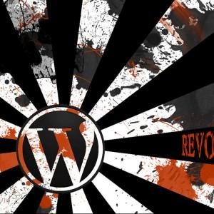 wordpress revolution graphic