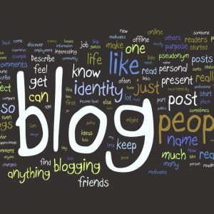 blogging rules, blog graphic