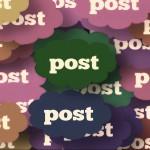 microblogging, post graphic
