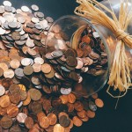 Blogging on a Budget, Jar of Coins